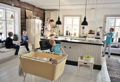L U N D A G Å R D   inredning, familjeliv, byggnadsvård, lantliv, vintage, färg & form