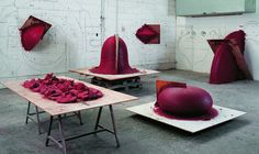 ANISH KAPOOR IN BERLIN - It's the the british artist's first exhibition in Germany.