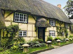 Cottage in Church Street, Wherwell