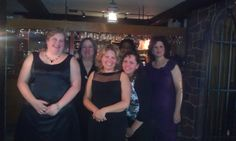 Seven Scribes at CTRWA Christmas party