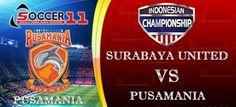 Surabaya United Mampu Tundukkan Borneo FC 3-1 - Agen bola terpercaya melaporkan bahwa Surabaya United telah mampu menundukkan Pusamania Borneo FC dengan perolehan skor meyakinkan 3-1. Melakoni laga ketat di Stadion Gelora Delta Sidoarjo pada babak penyisihan Grup C Piala Jendral Sudirman putaran 2015 ini, sang Buaya Hijau sukses... - http://blog.masteragenbola.com/surabaya-united-mampu-tundukkan-borneo-fc-3-1/?utm_source=PN&utm_medium=Pinterest+-+Master+Agen+Bola&utm_campaign