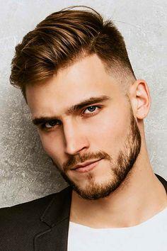 Cortes de cabelo masculino para ousar!   Moda Para Homens Virtual Haircut, Virtual Hairstyles, Mens Hairstyles Fade, Undercut Hairstyles, Popular Mens Haircuts, Cool Haircuts, Haircuts For Men, Undercut Men, Modern Undercut