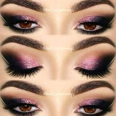 Newest Makeup Ideas For Brown Eyes picture 5