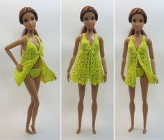 Домашние наряды для кукол - Гардероб для куклы - Страна Мам