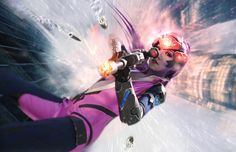 "Stella Chuu cosplays as ""Widowmaker""    #Overwatch #Cosplay #Widowmaker #Videogame #Gaming"