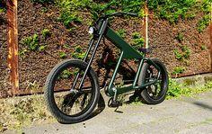 Shocker Bike by Team Tentakulus