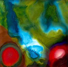 """Giant Clams"" By Katherine Schad  www.schadstudio.com  Like us on Facebook @ Schad Studio"