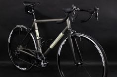 This classy Ti Crown Jewel from Independent Fabrication might be the last bike you ever need. Shimano Cycling Ultegra drivetrain with Zipp cockpit and 101 wheelset. Solid, reliable, rides like a dream.