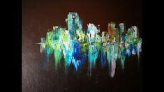 Rapide et Facile : Une Peinture Acrylique en moins de 15min #4
