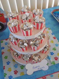 Paw Patrol Birthday Party Puppy Kisses