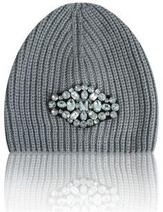 a8378ca3a1b Glen Gem Embellished Beanie Hat
