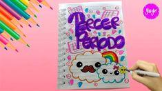 Cómo marcar cuadernos - Tercer periodo - Cómo dibujar hermosas nubes kaw... Bullet Journal School, Disney Memes, Juni, You And I, Doodles, Notebook, Scrapbook, Diy, Elsa Frozen