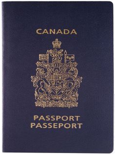 We need these before we can do our traveling ~  Canadian Passport...our prized and respected passport
