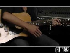 Lindsey Buckingham - Big Love - Accoustic guitar lesson