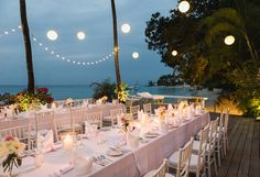 private parties and weddings in barbados