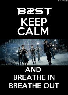 BEAST, keep calm , Kpop