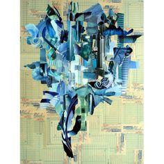 janice mcdonald | check please | paper ephemera