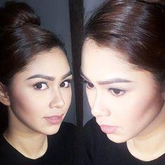 Model | @alejodayanara  Photoshoot with @redkeeler  Hair & Makeup by #MakeupByAimeeG  #makeupartistph #makeupartist #hmua #hmuaph #mua #muaph #makeup #hairstylist #hair #beauty #fashion #glam For bookings: 091789-AIMEE (24633) | VIBER09473370558 by makeupbyaimeeg