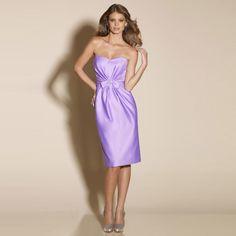 >> Click to Buy << Purple 2017 Bridesmaid Dresses Sheath Knee Length Short Bridesmaids Dress Robe Demoiselle D'honneur B014 #Affiliate