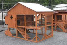Chicken Houses and Chicken Coops   Cherokee Feed and Seed   Ball ...