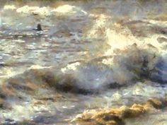 http://www.Learn2Paint.info An overview of many different ways to paint waves.  More about creating general shapes and colors than a single painting demonstration.