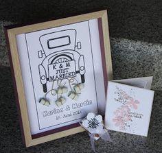 Polly kreativ: Lasst uns Hochzeit feiern - Geldgeschenk zur Hochzeit im Bilderrahmen