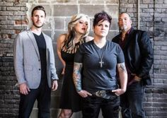 The Band Hennessy is a Texas alternative rock band that brings an original take on what current alt rock has to offer.  Featuring 2 front female lead vocalists they've opened for numerous chart-topping bands such as Dead Sara, Hinder and Framing Hanley.