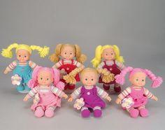 Кукла мягкая в ассортименте (Simba)