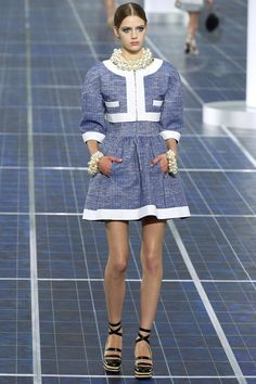 Chanel | 2013 Spring Ready-To-Wear Collection | Style.com