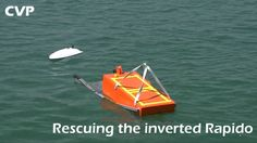 """CVP - The Ultimate Rescue Boat """"iSostis"""" for Rc-Boats by MG"""