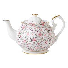 Teekanne Rose Confetti von Royal Albert