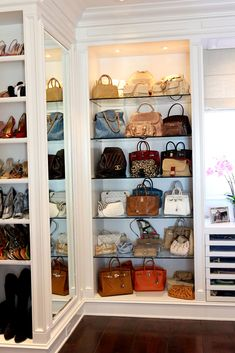 Or purses. Especially when they're this fabulous.