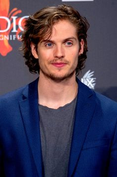 """ Daniel Sharman attends press Conference for ""The Medici the Magnificent"" in Florence, Italy - October "" Thank you for the photos: ffaupdates Teen Wolf Isaac, Teen Wolf Cast, Beautiful Boys, Pretty Boys, Daniel Sharman Teen Wolf, Medici Masters Of Florence, Teen Wolf Memes, Movies And Series, Daniel Gillies"