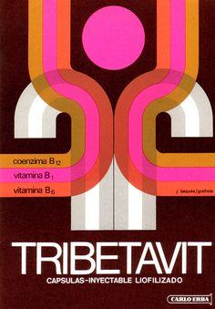 Spanish modern graphic design