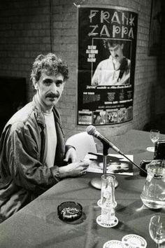 May press conference in Rotterdam, Netherlands. Frank Zappa, Frank Vincent, Highlights, Music Pictures, Entertainment, Blessed Virgin Mary, Rock Posters, Music Photo, The Beatles