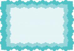 Silhouette Design Store - View Design #58151: decorative edge trio