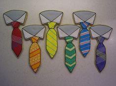 Neck ties by GeminiRJ