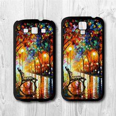 Samsung Galaxy S4 case Galaxy S3 case Lovely Owl by CasePapa