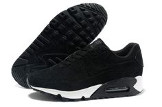 hot sale online dd193 1ae6c Nike Air Max 97 Nike Air Max 90 VT PRM Black Nike Air Max 90 - Here we  offer you a full black style on our site.