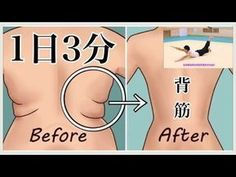 【即効効果!】二の腕を細くするトレーニング!workout exercises at home to lose weight Fitness Diet, Health Fitness, Ideal Body, Keep Fit, Health Diet, Best Weight Loss, Workout Videos, Workouts, Excercise