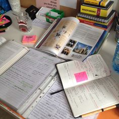 of productivity I am SO happy because I revised in 2 hours! I usually study this seccion for about half of the day so it is a HUGE progress Studyblr, Study Corner, Study Organization, Study Photos, School Study Tips, Pretty Notes, Work Motivation, Study Space, Study Hard