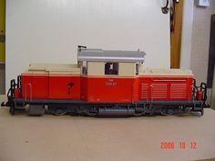 ÖBB Diesellok (Diesel locomotive) 2091.03