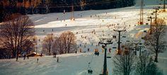 Navacerrada, estación de esquí para niños en la Sierra de Madrid