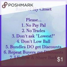 Closet Rules Closet Rules Accessories Belts