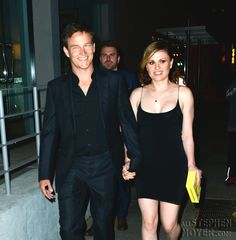 Anna Paquin and Stephen Moyer out and about in LA 5/25/17  Pinned by Colleen25g