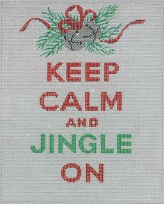 "Kate Dickerson  ""Keep Calm & Jingle On"""