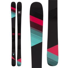 Volkl - Kenja Skis - Women's 2017 + Marker Squire 11 Ski Bindings 2017 + Salomon X Pro W Ski Boots - Women's 2017 Ski And Snowboard, Snowboarding, Skiing, Ski Packages, Ski Bindings, Ski Equipment, Ski Touring, Ski Gear, Ski Boots