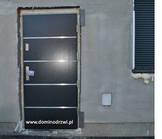 Drzwi zewnętrzne - realizacja