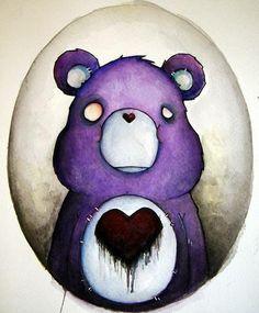 Christopher Uminga - Care Bear