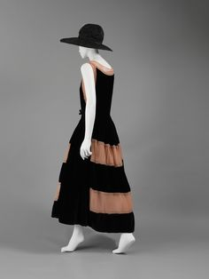 Jeanne Lanvin dress ca. 1922 via The Costume Institute of the Metropolitan Museum of Art